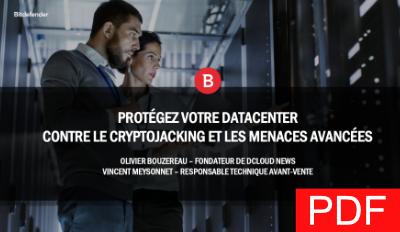 Bitdefender, datacenter, cryptojacking, sécurité informatique